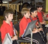 Year 5 Band, Clarinets