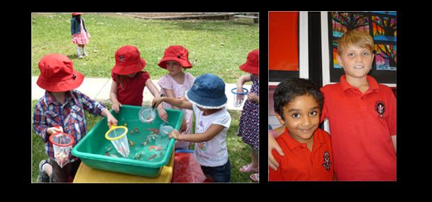 Preschool and buddies programs
